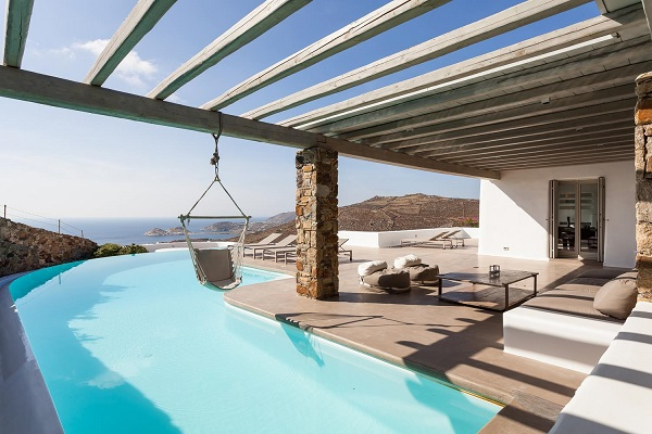 Luxury Mykonos Villas Sunniva