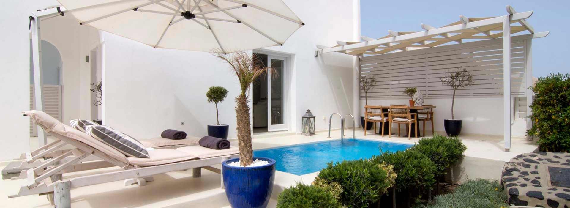 Luxury Santorini Villas White Orchid 100