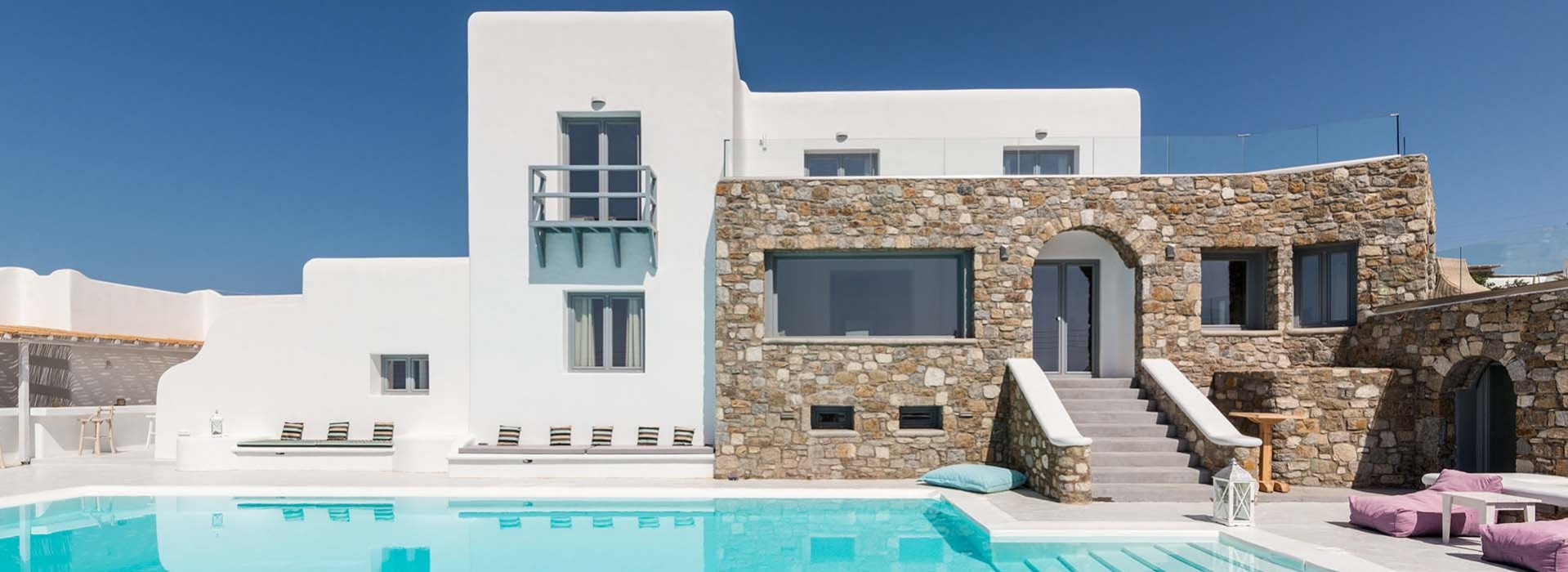 Luxury Mykonos Villas Ivory Grand 100