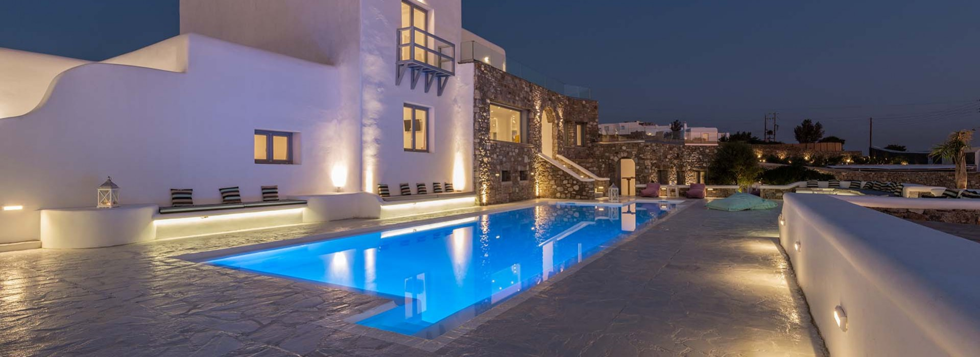 Luxury Mykonos Villas Ivory Grand 105