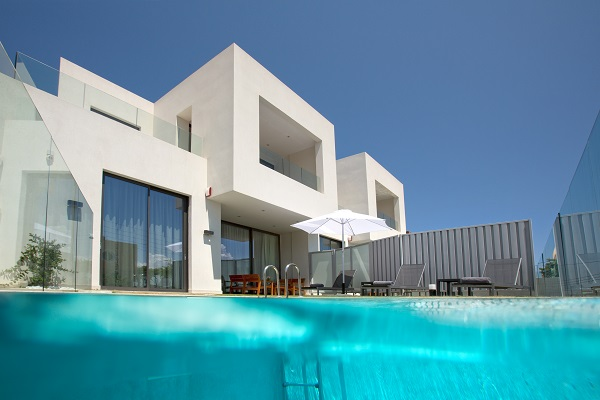 luxury villa crete