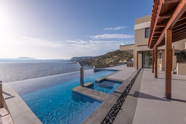 luxury crete villa