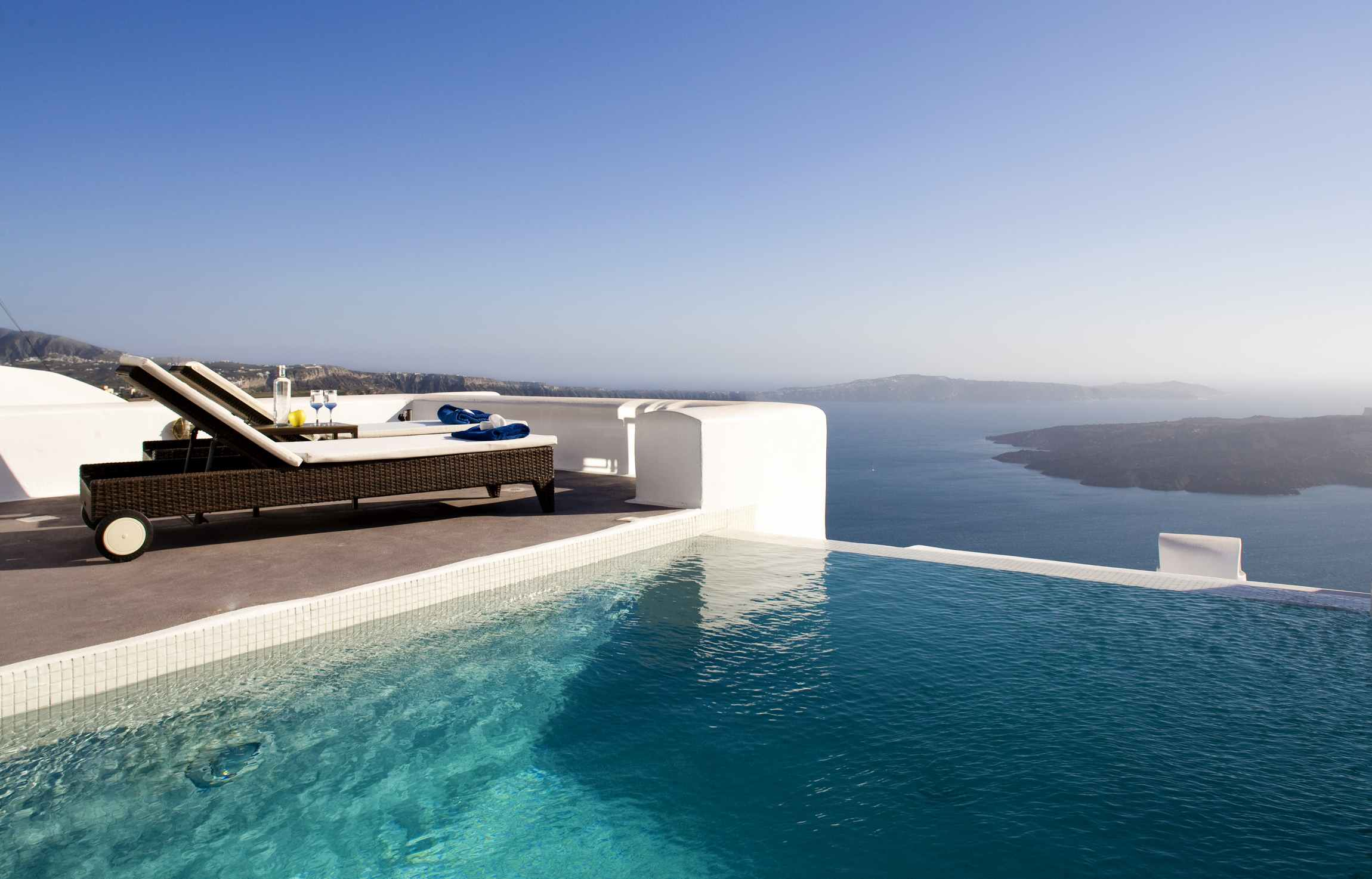 Foivos suite villa in santorini for Designhotel griechenland