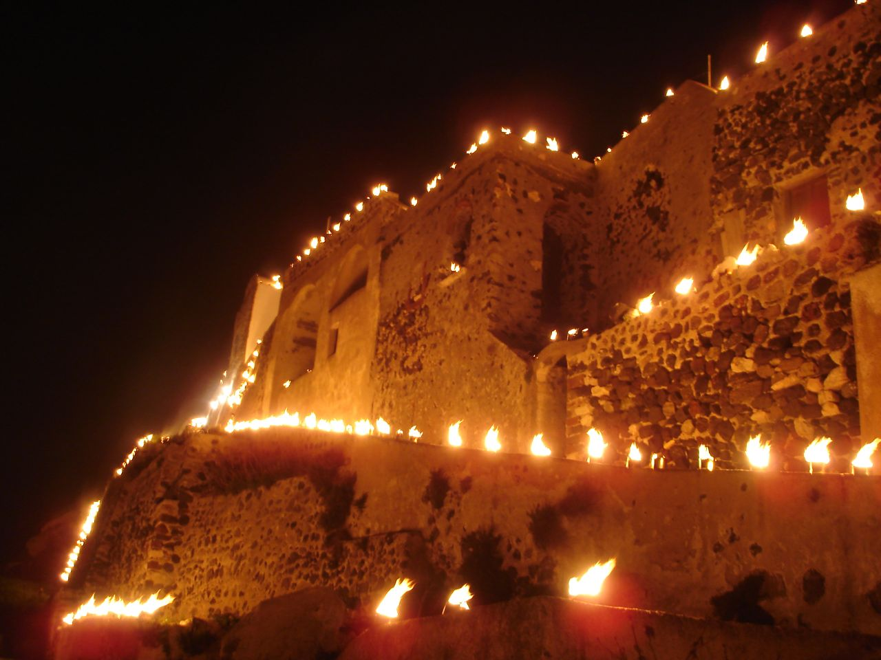 Easter in Pyrgos
