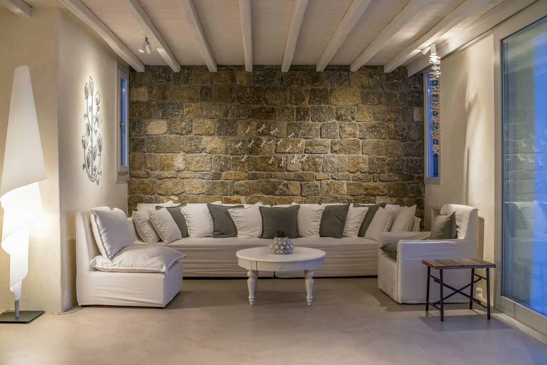Angels Nest Villa In Mykonos # Meuble Tv D'Angle Salvador