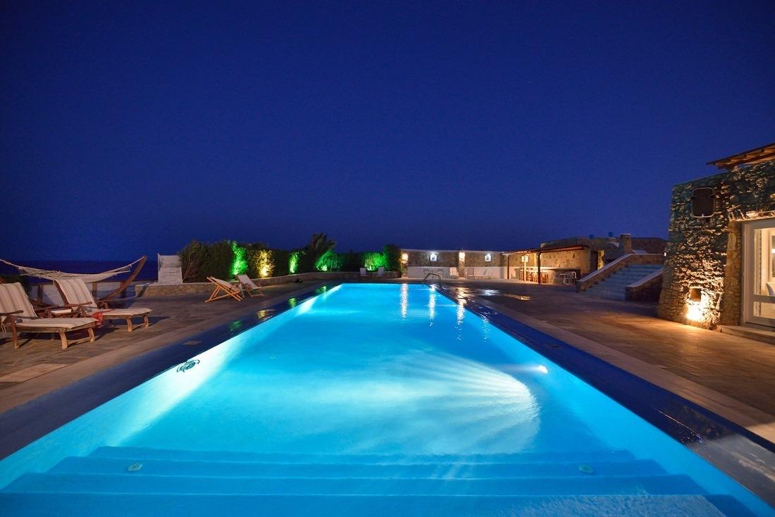 Elysium Villa in Mykonos