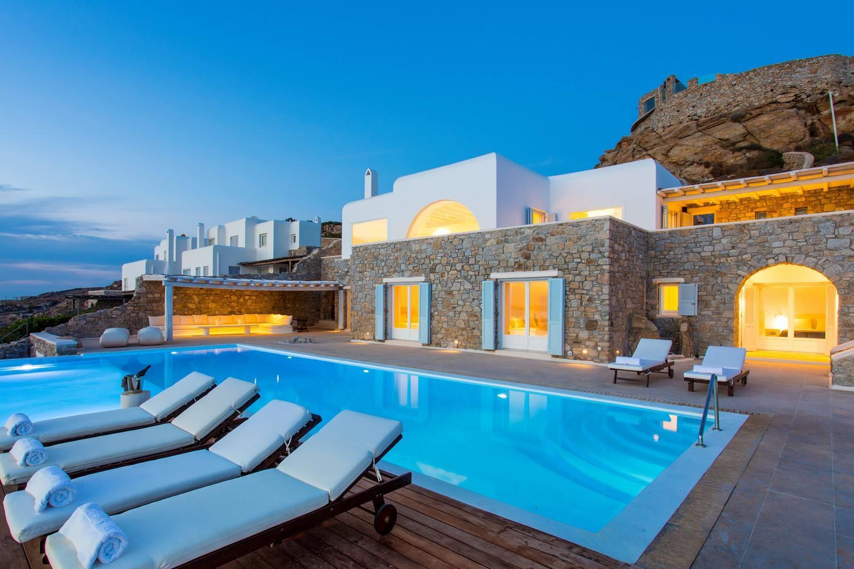 Mykonos Greece Villas For Rent