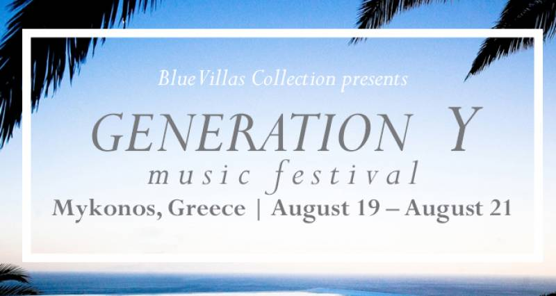 Generation Y: A 90s Dream Music Festival in Mykonos