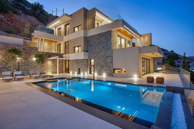 Crete luxury villa Duchess in Heraklion