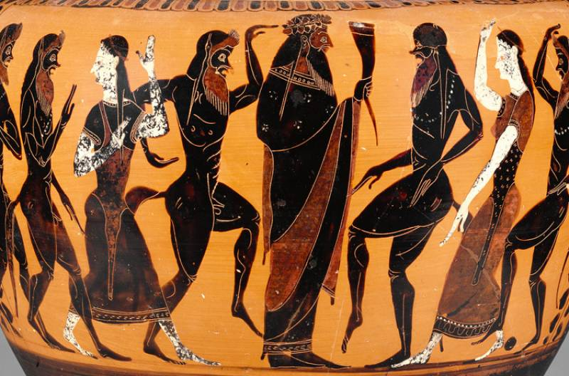 Image from https://blogs.getty.edu/iris/everyone-was-drinking-inside-an-ancient-3-day-festival-of-wine/