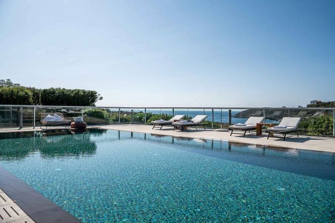Crete luxury villa Vulcan in Akrotiri