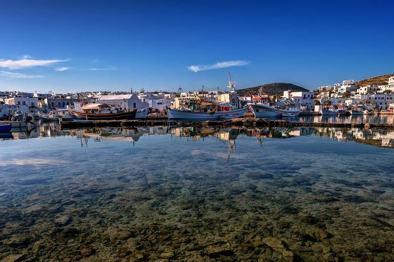 Paros Guide: A Must-Do List (Part B) | Blue Villas Collection