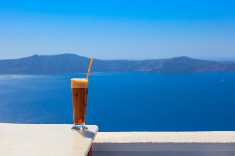 How to Make Greek Summer Coffee at Home