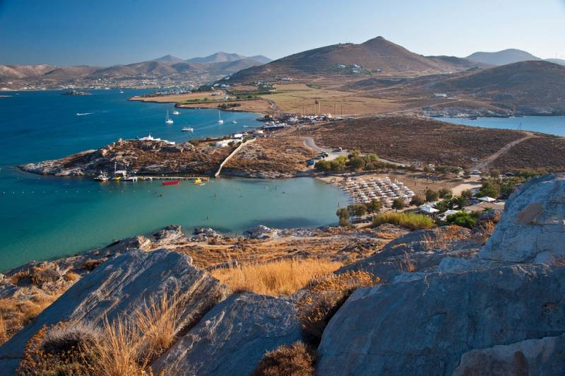 Reconnect with Nature on Paros