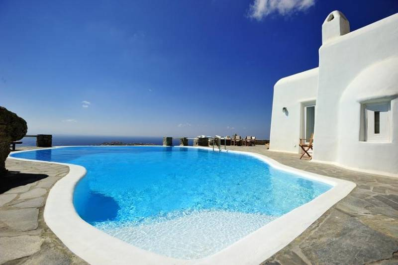 5 Villas in Mykonos with a Conscience