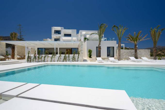 Crete luxury villa The Island Concept in Almyros