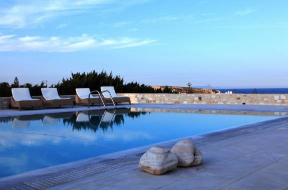 Paros luxury villa Michelle in Santa Maria