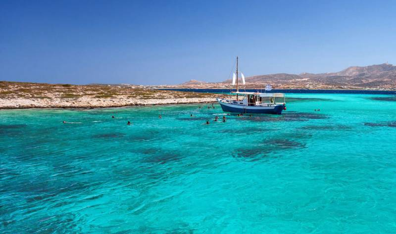 Antiparos: Secret Getaway Island