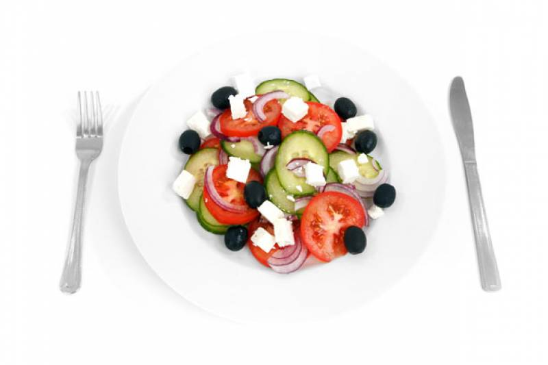Greek Salad: The authentic Greek experience
