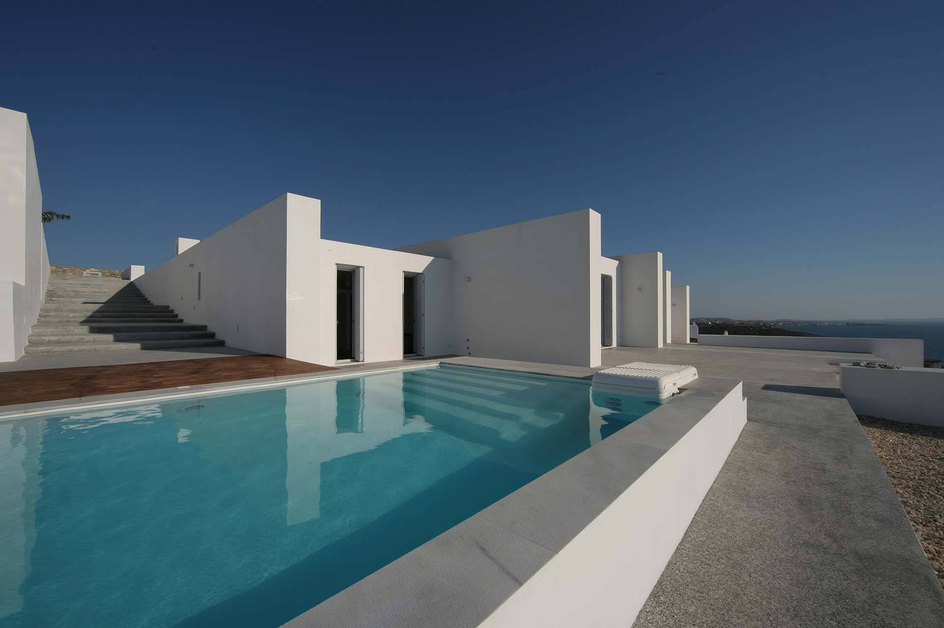 Paros luxury villa Aello in Agia Irini