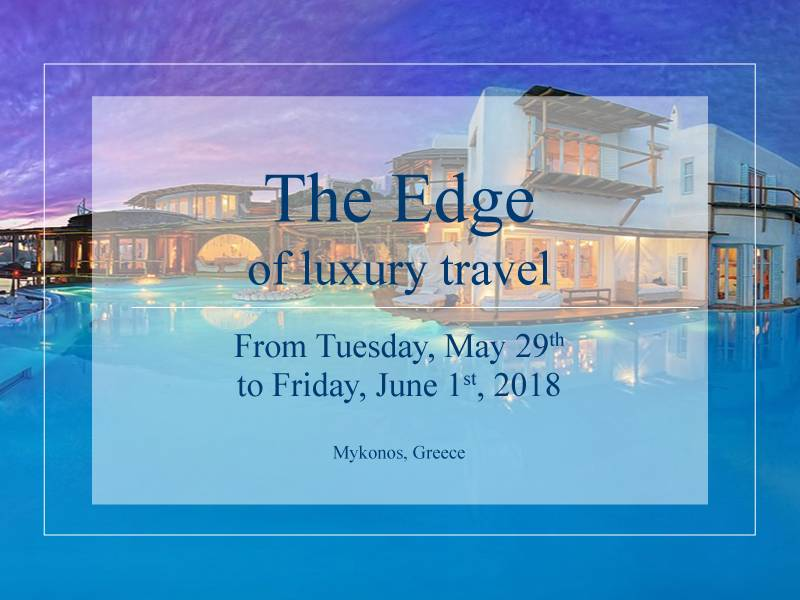 The Edge of Luxury: Mykonos edition