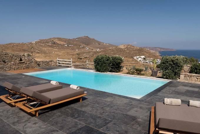 Best Island Beaches For Partying Mykonos St Barts: Mykonos Luxury Villas